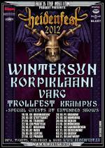 Heidenfest 2012 - erste News