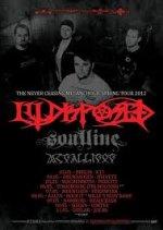 Illdisposed kommen auf Tour