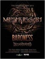 Meshuggah und Decapitated auf Tour