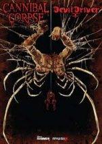 Cannibal Corpse mit weiterem Support