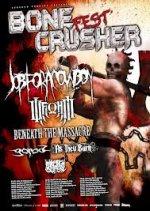 Bonecrusher Tour 2013  - Line Up steht!