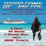 70000 Tons of Metal - Update f�r 2014