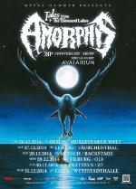 Amorphis mit Jubiläumstour zum Jahresende