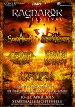 Ragnarök Festival 2015 - Update