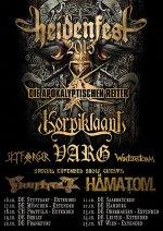 Heidenfest 2015 - Termine