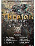 Therion auf Rundreise 2016