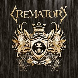 Crematory - Oblivion Cover