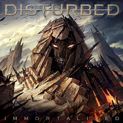Disturbed - Immortalized (2015)